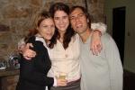 Ana Paula Palhares, Lúcia Veríssimo e Anderson Muller