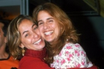 Cissa Guimaraes e Lúcia Veríssimo
