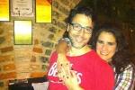 Claudinho e Lúcia Veríssimo no Amado Salvador