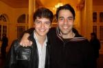 Claudio Lins e Fabio Rhoden