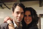 Claudio Lins e Lúcia Veríssimo