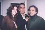 Lúcia Veríssimo, Caetano e Bill