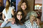 Lúcia Veríssimo, Clo Mello e Yvonne Verissimo