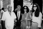 Lúcia Veríssimo, Dorival Caymmi, Guilherme Araujo e Gal
