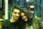 Lúcia Veríssimo e Fabio Santana