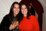 Lúcia Veríssimo e Martha Medeiros