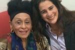 Lúcia Veríssimo e Omara Portuondo