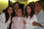 Renata Arruda, Celso Fonseca, Badeco, Lúcia Veríssimo e Severino Filho
