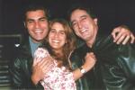 Thiago Lacerda, Lúcia Veríssimo e Eduardo Gavão - 2006
