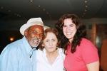 Antônio Pitanga, Laura Cardoso e Lúcia Veríssimo